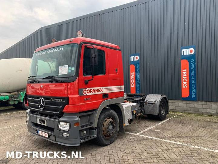 Mercedes-Benz Actros 1841 manual - 2005