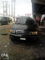 Nigerian Used Nissan Pathfinder(Green)