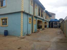 Renovated 3bedroom flat at Ekoro Abule Egba