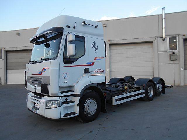 Renault Premium 380 6x2 - 2012