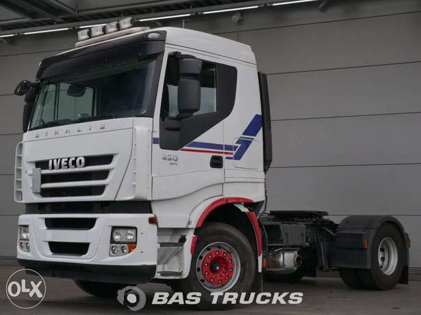 IVECO Stralis AS440S45 - To be Imported Lekki - image 1