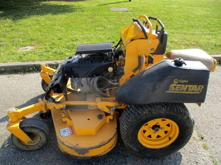 Wright WSE5223 lawn tractor for sale by auction - 2014