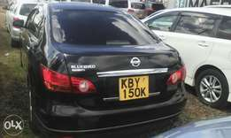 Nissan Bluebird, KBY, year 2007, 2000, used.