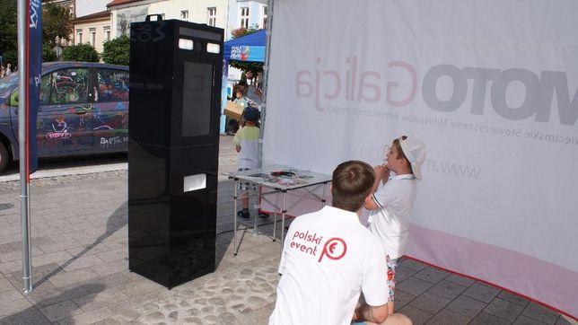 Młodzieńczy Fotobudka maszyna do robienia zdjęć automat foto budka zdjęcia BU17