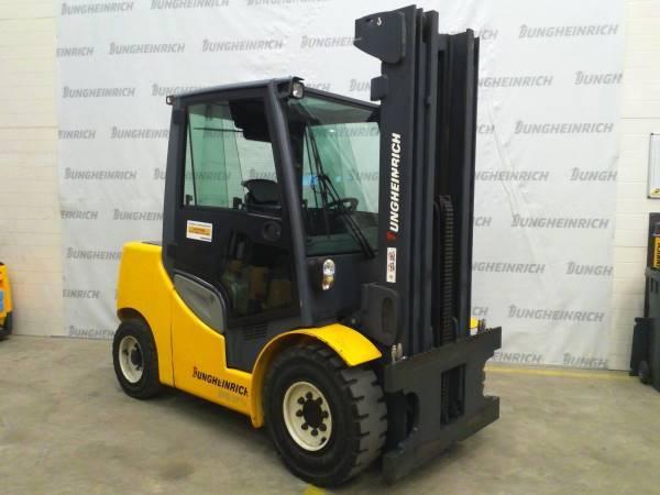 Jungheinrich Dfg 550 S - 2012
