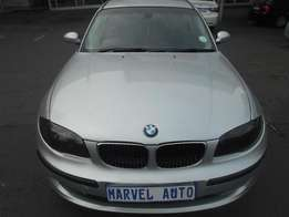 2009 Bmw 1 Series 118i 3-Door For R95000