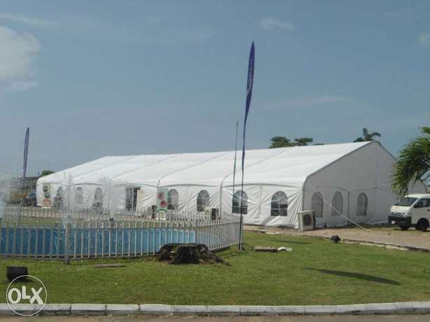 Marquee Tent. SMALL marquee Tent chairs chiavari Ikeja - image 1