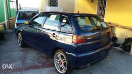 2001 polo playa 1.4i bargin