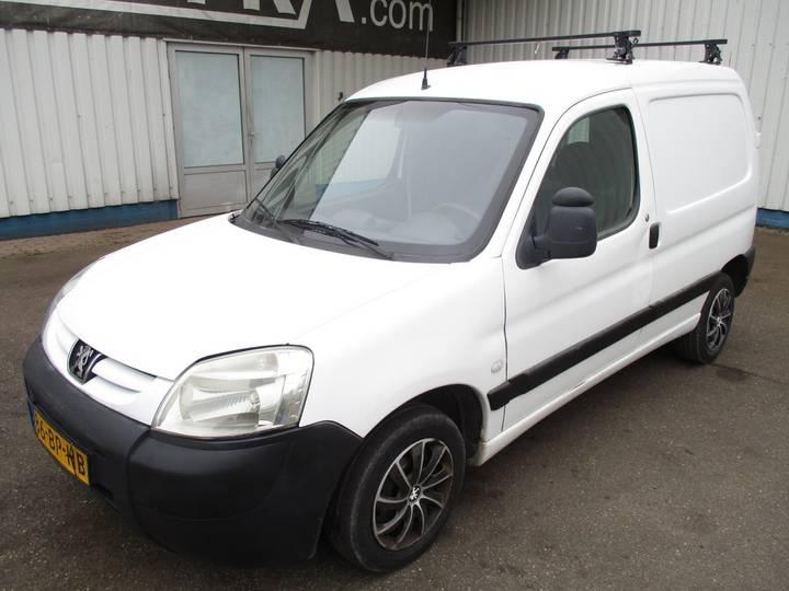 Peugeot Partner 170C 1.9D , Airco - 2004