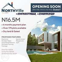 Plots of land in North ville Estate ( with c of o ) for sale