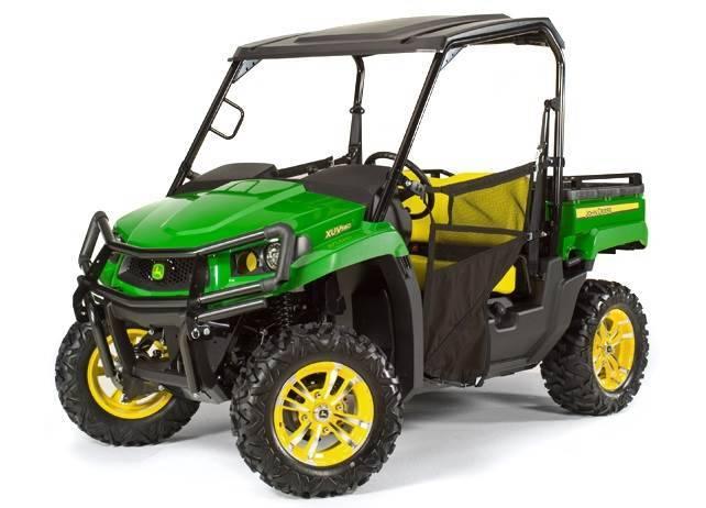 John Deere Xuv560 Gator