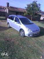 toyota wish in good condition