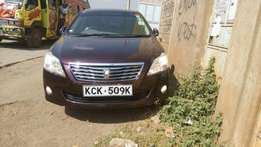 Toyota premio 2009 model fully loaded wine red