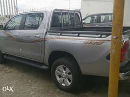 Brand new 2017 Toyota Hilux in PHC