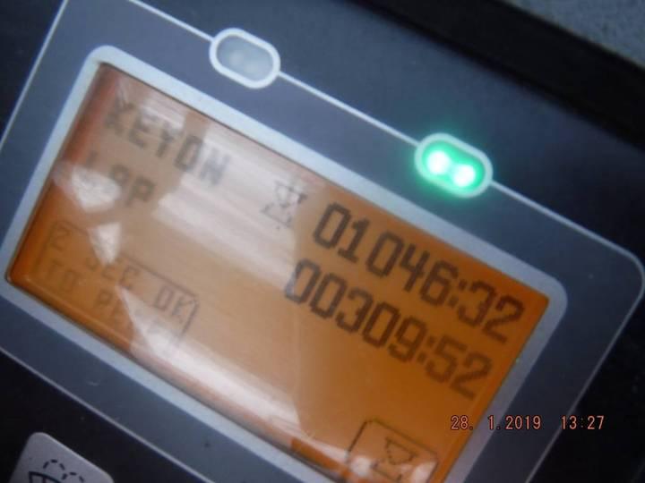 Toyota 8fbmt25 - 2015 - image 2