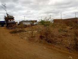 plot of land is located at strategic centre, kwavonza -kitui. Opposite