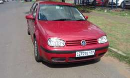 VW Golf 4 1.6 Engine Capacity in a Sound Condition 23600
