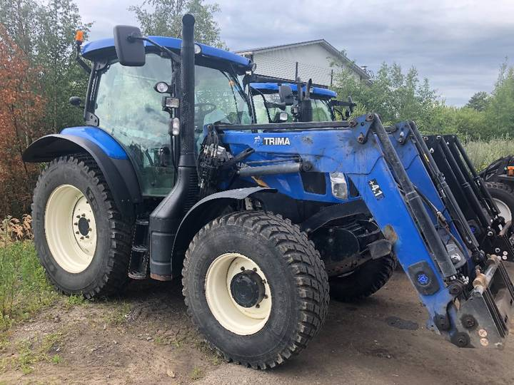 New Holland T 6.140 - 2012