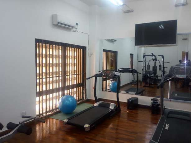 Newly Renovated 3 Bdrm With Swimming Pool ,lawn Tennis ,24 Hr Power Su Lagos Mainland - image 4