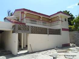 3 bedroom own compound mansion at serene secure area of Nyali.