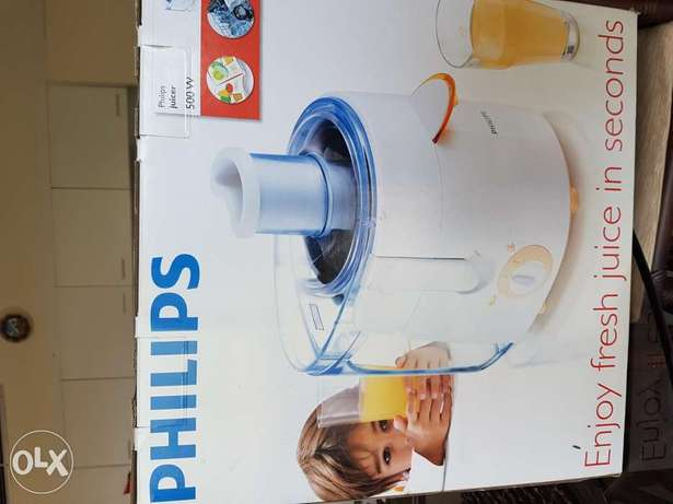 Electric Juicer & Air frier for sale. Both used only once.