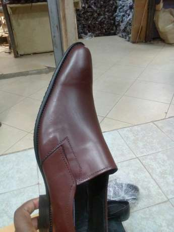 Official male shoes, leather. FREE DELIVERY. Nairobi CBD - image 7