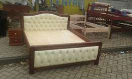 5*6 mahogany bed made to perfection order yours with us today.