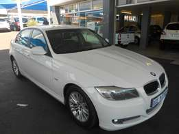 2010 BMW 3 series 320d Executive Auto for R155000.