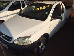 Opel Corsa 1.4i Club S/C from R1899pm*