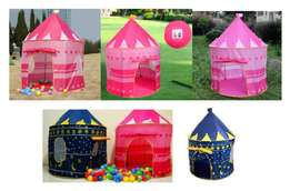 Brand New Kiddies Tent- Boys and Girls -Size 105cm Height 135cm