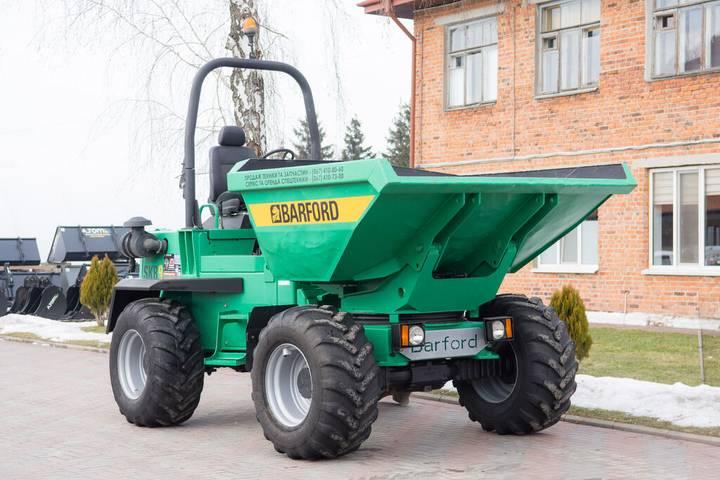 Barford SKR 9000 - 2007