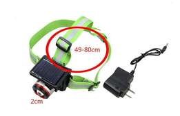 3 Mode Tactical Solar Focus Headlamp