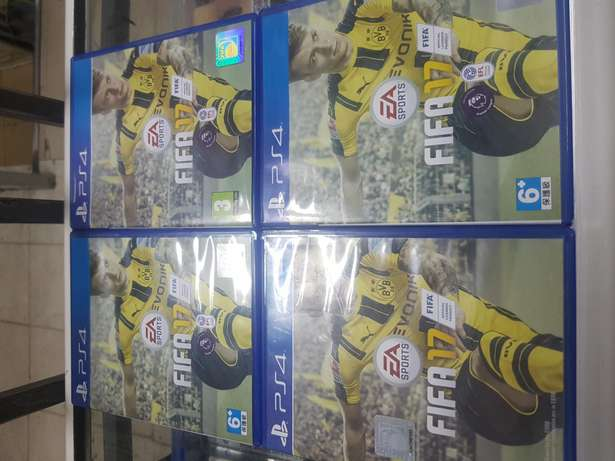 Ps4 Fifa 17 on offer Nairobi CBD - image 1