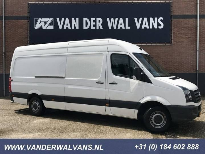 Volkswagen Crafter 35 2.0TDI L3H2 Airco Cruise - 2014