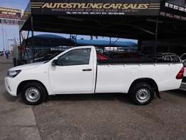 Autostyling Car Sales-East London-2016 Toyota Hilux 2.4 GD l/new-Save!