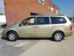 Kia Sedona Family Car for Cheap Sale