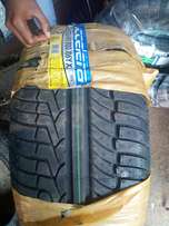 4*4 tires from as little as 7500