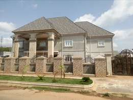 New and we'll finished 6bedroom duplex for sale at Guzape