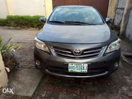 Extremely Sharp 2011 Toyota Corolla nearly Used