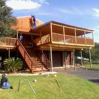 We do all types of wooden house