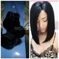 Human hair products 14 inches