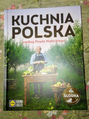 Kuchnia Polska Wg P Małeckiego Słodka Lidl Zamienię