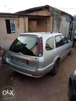 A Lagos cleared 1997 Toyota Corolla, manual, v4, cd, ac chilling,