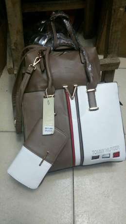 Leather handbags Ngata - image 2