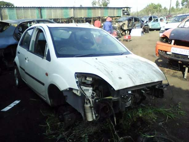 '05 Ford Fiesta 1.4 arrived today. We're stripping for parts! Empangeni - image 2