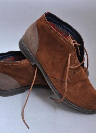 c212ff63 Дезерты (ботинки, туфли) Tommy Hilfiger: 650 грн. - Мужская обувь ...