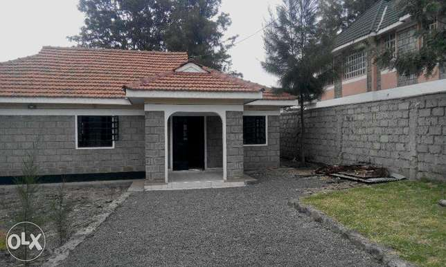 This is an elegant 3 bedroom master en suite in Ongata Rongai. Nairobi CBD - image 1