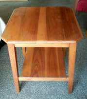 Wooden Tables (two levelled)