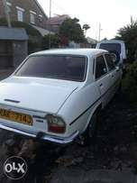 Peugeot 504 well maintained and in a very stable condition.