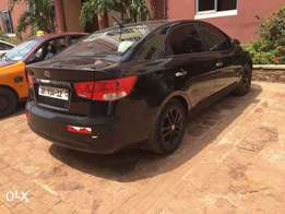 Kia Cerato 2012 registered